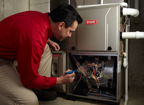 heating contractor from boelcke repairing system in Lakeside