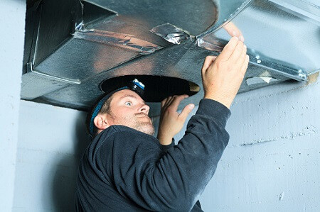 boelcke contractor cleaning air duct