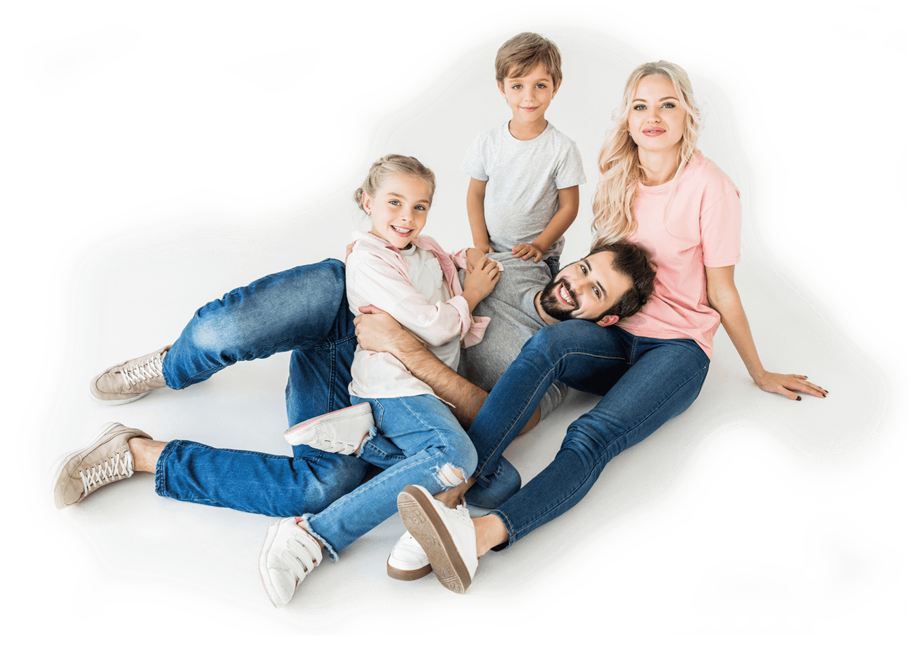 comfortable family, thanks to boelcke