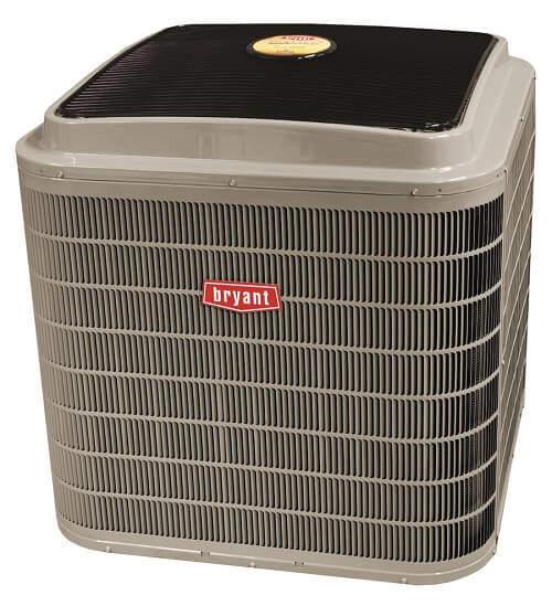 bryant heat pump from boelcke