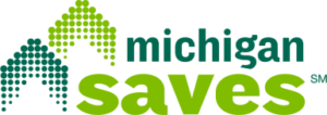 michigan saves logo