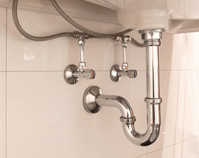 boelcke fixed pipes not leaking