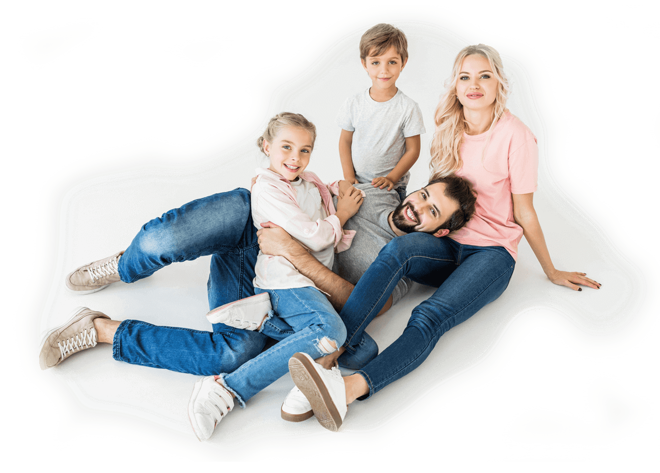 comfortable family, thanks to Boelcke.